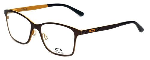 Oakley Designer Eyeglasses Validate OX5097-0353 in Brushed Chocolate 53mm :: Rx Bi-Focal