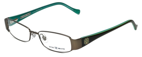 Lucky Brand Designer Reading Glasses Penny in Brown 51mm