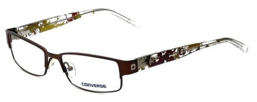 Converse Designer Eyeglasses Infrared in Brown 51mm :: Rx Single Vision