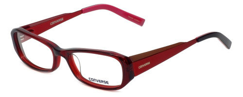 Converse Designer Eyeglasses Composition in Red 50mm :: Progressive