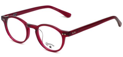 Converse Designer Eyeglasses Z002UF in Magenta 45mm :: Progressive