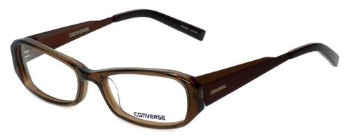 Converse Designer Eyeglasses Composition in Brown 50mm :: Rx Bi-Focal