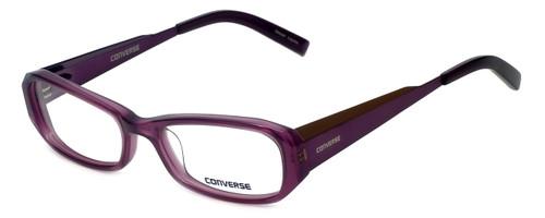 Converse Designer Eyeglasses Composition in Purple 50mm :: Rx Bi-Focal
