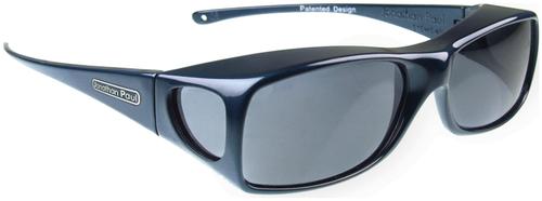 Jonathan Paul® Fitovers Eyewear Large Aria in Neptune & Gray AA003