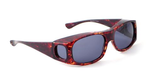 Jonathan Paul® Fitovers Eyewear Large Classic Series in Tortoise & Gray Fl012