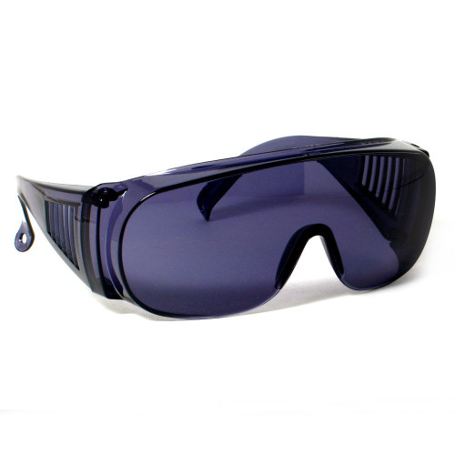 CALABRIA 1003S Economy Fitover with UV PROTECTION IN SMOKE