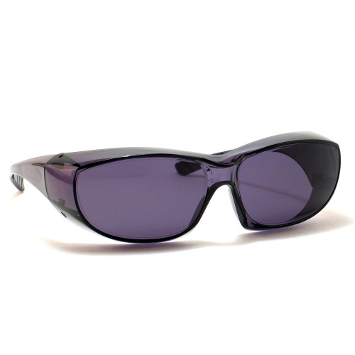 CALABRIA 6000S Economy Fitover with UV PROTECTION IN SMOKE