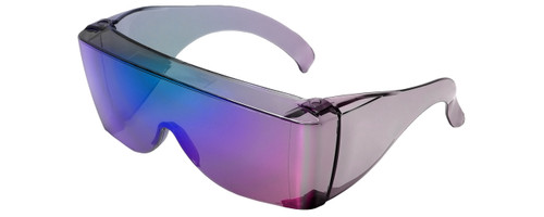 CALABRIA 3000GM Economy Fitover with UV PROTECTION IN GREEN MIRROR