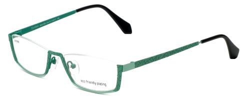 Eyefunc Designer Eyeglasses 505-72 in Green 51mm :: Rx Bi-Focal