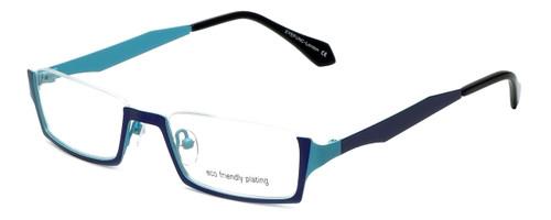 Eyefunc Designer Eyeglasses 530-65 in Purple & Blue 50mm :: Rx Bi-Focal
