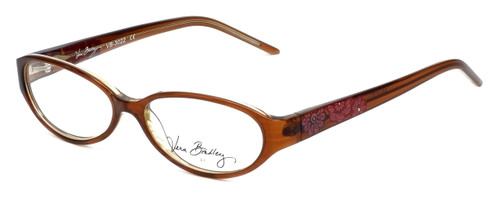 Vera Bradley Designer Eyeglasses 3022-FP in Floral Pink 52mm :: Progressive