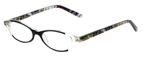 Vera Bradley Designer Eyeglasses Suzanne-CMS in Cocoa Moss 49mm :: Progressive