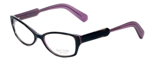 Paul Smith Designer Reading Glasses PS297-BHPL in Black-Horn-Purple 52mm