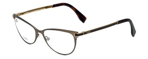 Fendi Designer Eyeglasses FF0024-7WG in Brown 53mm :: Custom Left & Right Lens