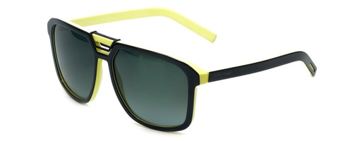 Christian Dior Designer Sunglasses Black-Tie-E4J in Grey-Yellow 57mm