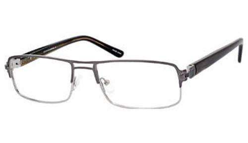 Dale Earnhardt, Jr. Eyeglass Collection 6770 in Gun Metal :: Custom Left & Right Lens