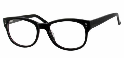 Eddie Bauer Designer Eyeglasses 8220 in Black :: Custom Left & Right Lens