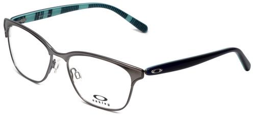 Oakley Designer Eyeglasses Intercede OX3179-0252 in Chrome 52mm :: Rx Bi-Focal