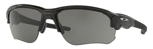 Oakley Designer Sunglasses Flak Draft OO9364-0167 in Black with Grey Lens