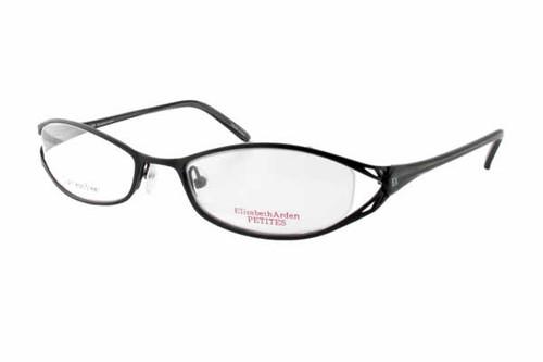Elizabeth Arden Designer Eyeglasses 59 in Black :: Custom Left & Right Lens