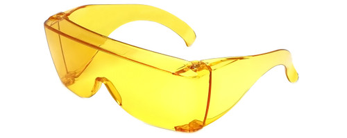 CALABRIA 3000Y Economy Fitover with UV PROTECTION IN YELLOW