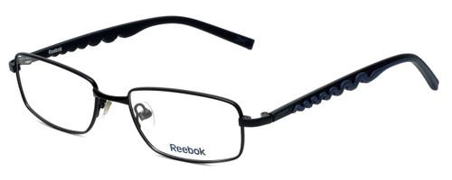 Reebok Designer Reading Glasses R1002-BLK in Matte-Black 51mm