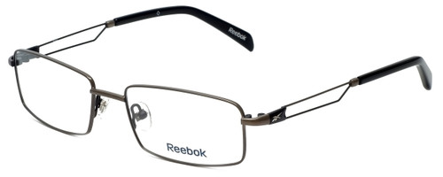 Reebok Designer Reading Glasses R2021-GUB in Gunmetal 54mm