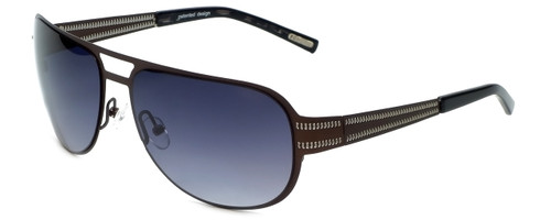 Renoma Designer Sunglasses Ruben 0513 in Brown with Grey Gradient Lens