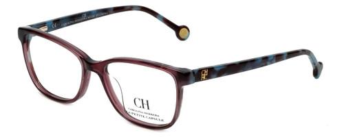 Carolina Herrera Designer Eyeglasses VHE719K-0W48 in Purple 50mm :: Custom Left & Right Lens