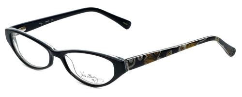 Vera Bradley Designer Reading Glasses Isabella-YBD in Yellow-Bird 51mm