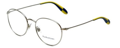 Polo Ralph Lauren Designer Eyeglasses PH1132-9046 in Silver 51mm :: Custom Left & Right Lens