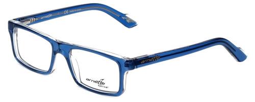 Arnette Designer Reading Glasses Lo-Fi AN7060-1130 in Translucent Blue 47mm