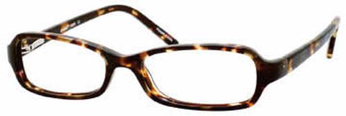 Seventeen Designer Eyeglasses 5330 in Tortoise :: Custom Left & Right Lens