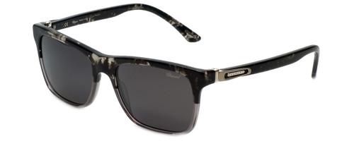 Chopard Designer Sunglasses SCH151-793P in Black-Fade  with Grey Lens