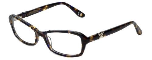 Corinne McCormack Designer Eyeglasses Bleecker-TOR in Tortoise 53mm :: Custom Left & Right Lens