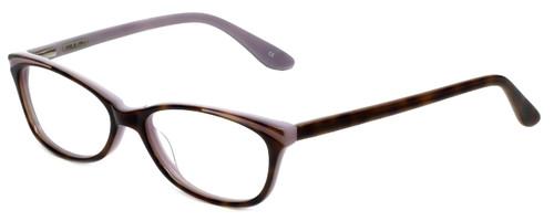 Corinne McCormack Designer Eyeglasses West-End-LAV in Lavender 52mm :: Custom Left & Right Lens