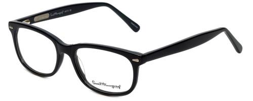 Ernest Hemingway Designer Reading Glasses H4673 in Black 52mm