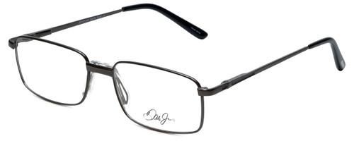 Dale Jr. Designer Eyeglasses DJ6808-SGU in Satin Gun 57mm :: Custom Left & Right Lens