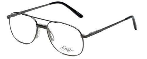 Dale Jr. Designer Eyeglasses DJ6807-SGU-57 in Satin Gun 57mm :: Custom Left & Right Lens