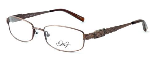 Dale Earnhardt, Jr. Designer Eyeglasses DJ6723 in Brown 52mm :: Rx Single Vision