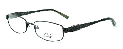 Dale Earnhardt, Jr. Designer Eyeglasses DJ6723 in Moss 52mm :: Rx Single Vision