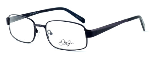 Dale Earnhardt, Jr. Designer Eyeglasses DJ6736 in Gunmetal 54mm :: Rx Single Vision