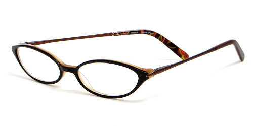 Vera Bradley Designer Eyeglasses Nicole Puccini :: Custom Left & Right Lens
