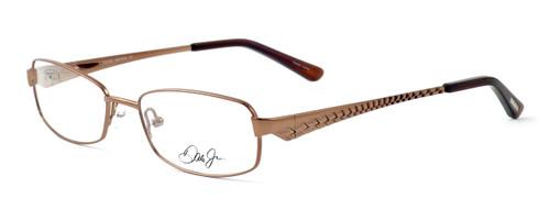 Dale Earnhardt, Jr. Designer Reading Glasses DJ6721 in Brown 51mm