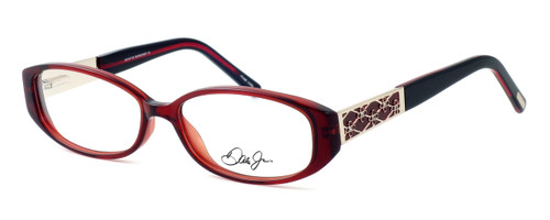 Dale Earnhardt, Jr. Designer Reading Glasses DJ6722 in Burgundy 54mm