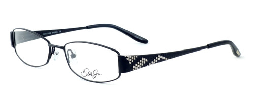Dale Earnhardt, Jr. Designer Reading Glasses DJ6742 in Black 53mm