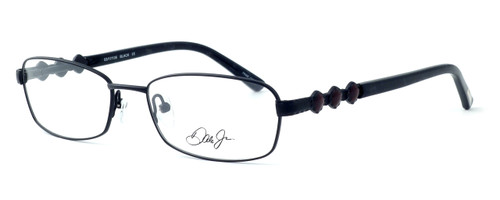 Dale Earnhardt, Jr. Designer Reading Glasses DJ6743 in Black 53mm