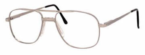 Boulevard Boutique Designer Eyeglasses 3125 in Pewter :: Custom Left & Right Lens