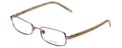 Burberry Designer Eyeglasses B1043-1030 in Pink 50mm :: Progressive