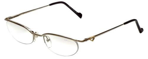 Charriol Designer Eyeglasses PC7075B-C2T in Silver Purple 51mm :: Custom Left & Right Lens